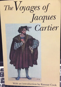 The Voyages of Jacques Cartier - Ramsay Cook
