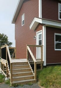 Very bright and spacious 2 bedroom 2nd story apartment. St. John's Newfoundland image 4