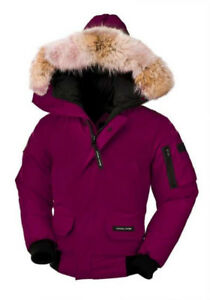 Women's Berry Canada Goose - Chilliwack Bomber (Size XS)