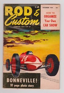 13 issues of Car Craft and Rod & Custom 1950's