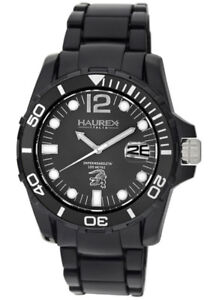 NEW Haurex Italy Mens N7354UNN Caimano Sport Watch