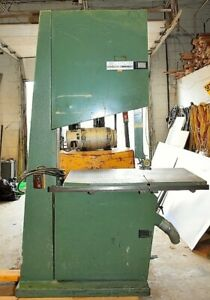 "CENTAURO 800 BANDSAW * 32"" THROAT * MACHINERY SELL-OFF IN GTA"