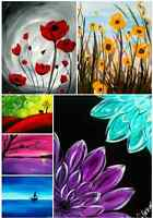 Mobile Painting Nights (In your home or for your workplace)