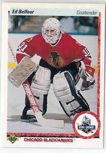 1990/91 Upper Deck Hockey (Low & High Series) #1-550