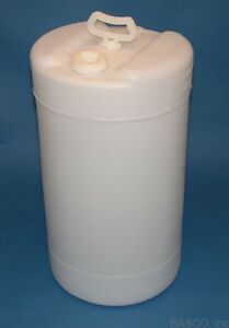 15 gallon plastic drums available now London Ontario image 1