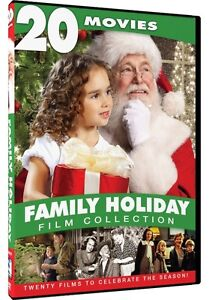 Family Holiday Film Collection 20 Movies