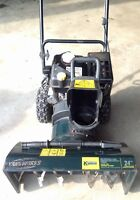 """Fully Tuned up Yard Works 208cc & 24"""" cut & FREE DELIVERY"""
