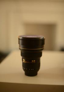 Nikon AF-S NIKKOR 14-24mm f/2.8G ED Lens Wide Angle Lens