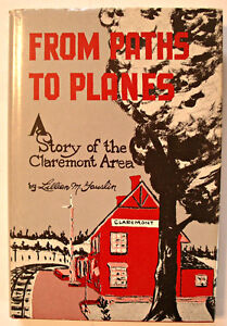 From Paths to Planes - Local history Book