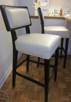 Set of 2 bar stools, $30 each
