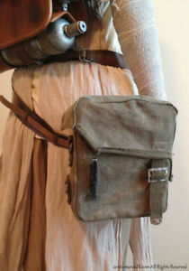 Star Wars-Rey Belt and Bag- Costume Accessory