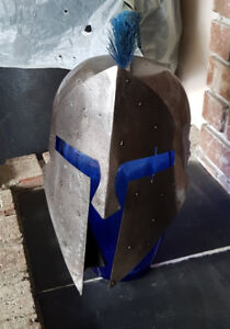 Spartan Helmet - Hand Crafted - Head size