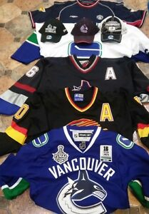 Collectible Jerseys and Hats