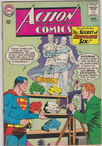 ACTION COMICS #  310 MARCH 1964