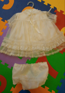 Christening dress pick up only