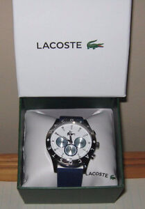Lacoste Women's 'Charlotte' Quartz Stainless Steel Watch , New.