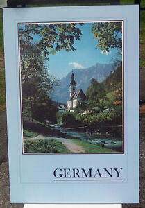 LAMINATED POSTER 2 Ft x 3 Ft  $15.00