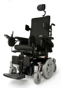 Motorized Wheelchair Quickie Pulse 6