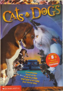 Cats & Dogs Junior Novel Chapter Book