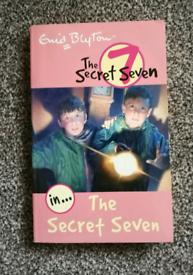 Secret Seven book #1