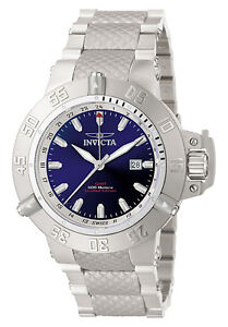 Invicta Men's F0029 Exclusive Subaqua Collection III GMT Watch