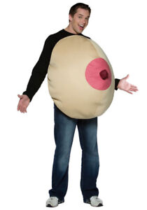 Boob Costumes for Adults (2 available)