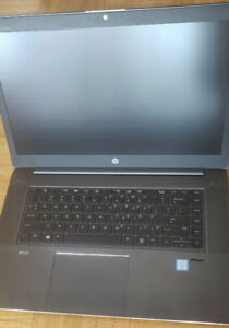 +++ HP Zbook Studio 15 G3 +++ Brand New +++ Warranty +++ Extras