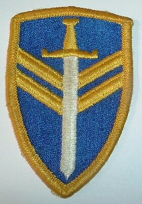 AMERICAN PATCHES-1970/1980 U.S ARMY 2nd SUPPORT BRIGADE BRIGADE FULL COLOUR
