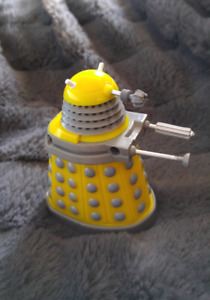 Doctor Who Wind-Up Yellow Dalek