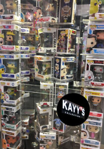 "Funko Pop SUPER HERO  DISNEY JAPANESE ANIME  ""KAYY'S Collection"""