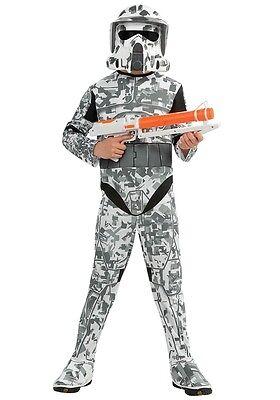 Star Wars Clone Wars Arf Trooper Child - Arf Trooper Kostüm