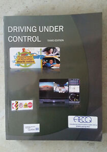 Driving under control  - Excellent condition