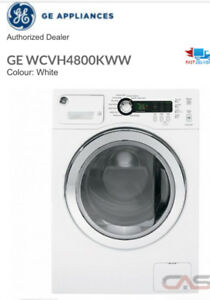 GE Compact/Stackable Washer and Dryer