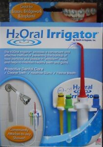 Healthier Gums: The H2 Oral Irrigator - New - Won As Prize
