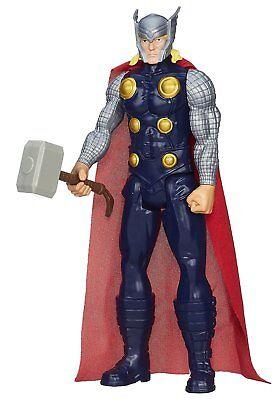 Marvel Avengers Titan Super Hero Series Thor Action Figure Kid Toy Gift