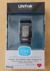 $50 - New Bluetooth LifeTrak Zone C410 24hr Fitness Tracking