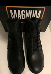 Mens Magnum boots (black)