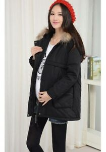 LOOKING FOR: maternity coat