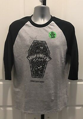 DISNEYLAND RESORT HALLOWEEN 2017 ADULT  T-SHIRT NWT XX-LARGE](Disneyland Halloween 2017)