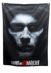 SONS OF ANARCHY - HELL AWAITS - BANNER