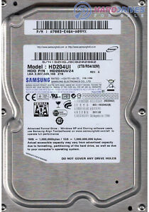 2 X 2 TB  desktop hard drives