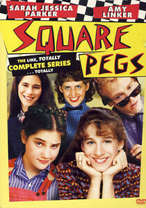 SQUARE PEGS - THE COMPLETE SERIES (BOXSET) (DVD)