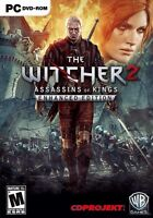 Witcher 2: enhanced edition for PC