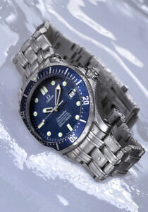 OMEGA SEAMASTER DIVER 300M AUTOMATIC -James Bond 007 41 MM Watch