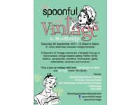 A Spoonful of Vintage Fair