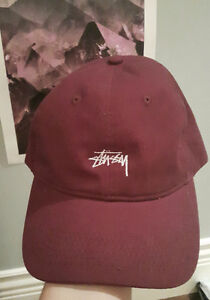 Stussy Dad Hat, unisex - only worn once!