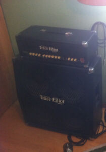 trace elliot amp and cab