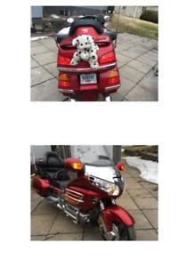 Moto Honda Gold Wing 2004