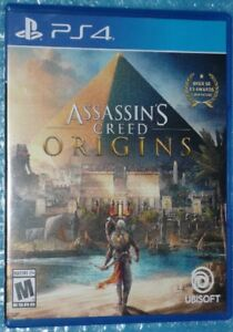 ASSASSIN'S CREED ORIGINS _PS4 **Free Shipping**