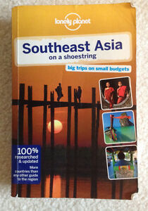 Lonely Planet - Southeast Asia on a Shoestring Kingston Kingston Area image 1